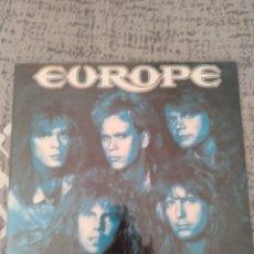 "Discos de vinilo: EUROPE ""OUT OF THIS WORLD"" Y ""PRISONERS IN PARADISE"" EDICIÓN LIMITADA DOBLE LP. UK. 2013. 2 LP,S.. Lote 217691756"