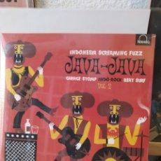 Discos de vinilo: JAVA-JAVA INDONESIA SCREAMING FUZZ VOL 2 . LP VINILO PRECINTADO GARAGE.. Lote 217693485