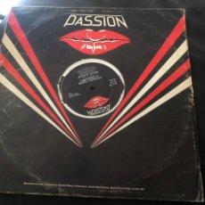 Discos de vinilo: NICCI GABLE – STRANGE DESIRE ELECTRONIC 1984 PASSION RECORDS. Lote 217702585