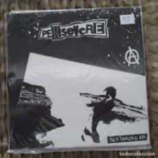 Discos de vinilo: EP PERSEVERE: SEX TRACKS 2005. Lote 217710308
