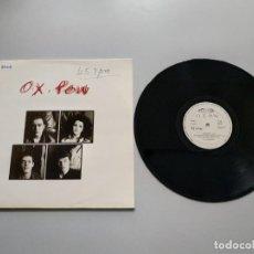Discos de vinilo: 0920- O.X POW PUNK MINI LP ESPAÑA 1985 VIN POR VG + DIS VG+. Lote 217715115