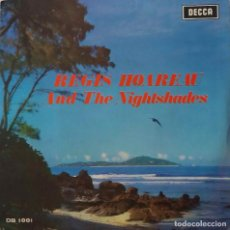 Discos de vinilo: REGIS HOAREAU AND THE NIGHTSHADES. TWO SONGS OF THE ISLANDS PRALINE AND LA DIGUE. EP SINGAPUR. Lote 217716430