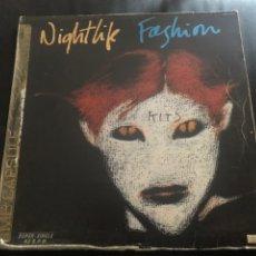 Discos de vinilo: TIME CAPSULE – NIGHT LIFE FASHION 1984. Lote 217723317