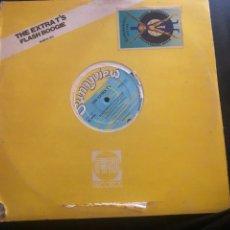Discos de vinilo: THE EXTRA T'S – FLASH BOOGIE. Lote 217724360