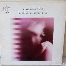 Disques de vinyle: VANGELIS - THE BEST POLYDOR 2 LP´S - 1992 GAT. Lote 217725358