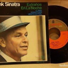 Discos de vinilo: FRANK SINATRA - EXTRAÑOS EN LA NOCHE. Lote 217725501