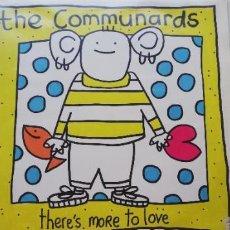 Disques de vinyle: A2- THE COMMUNARDS THERE´S MORE TO LOVE - VINILO ( LP) - PORTADA VG / DISCO VG+. Lote 217726378