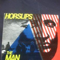 Discos de vinilo: HORSLIPS. THE MAN WHO BUILT AMERICA. LP ZAFIRO.. Lote 217727913