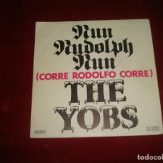 Discos de vinilo: THE YOBS CORRE RODOLFO CORRE 1977 PROBADO BUEN SONIDO. Lote 217727925