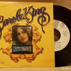 Discos de vinilo: JAZZMAN - CAROLE KING. Lote 217732025