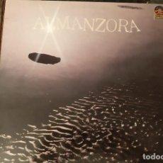 Discos de vinilo: ALMANZORA - TWBY 1981 ( LOS PUNTOS ) COMPLETA 1ª ORG EDT SPAIN + ENCARTE, TODO IMPECABLE !!. Lote 217734081
