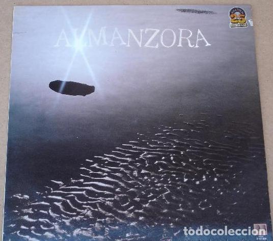 Discos de vinilo: Almanzora - twby 1981 ( los puntos ) COMPLETA 1ª org edt spain + encarte, todo impecable !! - Foto 2 - 217734081