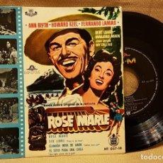 Discos de vinilo: ROSE MARLE - BANDA ORIGINAL DE LA PELÍCULA. Lote 217736056