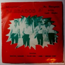 Discos de vinilo: THE MERRYMEN - BEAUTIFUL BARBADOS - EP JAMAICANO - WIRL (CALYPSO). Lote 217738985