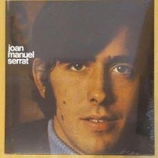 Discos de vinilo: JOAN MANUEL SERRAT (COM HO FA EL VENT) LP 2018 * PRECINTADO. Lote 217744306