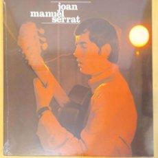 Discos de vinilo: JOAN MANUEL SERRAT (ARA QUE TINC VINT ANYS) LP 2018 * PRECINTADO. Lote 217744473