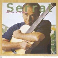 Discos de vinilo: JOAN MANUEL SERRAT (VERSOS EN LA BOCA) LP 2018 * PRECINTADO. Lote 217744888
