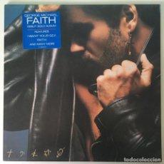 Discos de vinilo: GEORGE MICHAEL – FAITH, NETHERLANDS 1987 EPIC. Lote 217756238