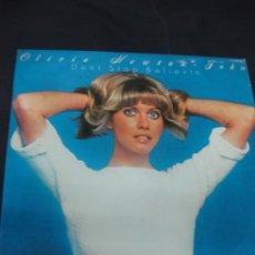 Discos de vinilo: OLIVIA NEWTON JOHN. DON'T STOP BELIEVIN. LP ZAFIRO 1977.. Lote 217763112