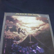 Discos de vinilo: JACKSON BROWNE. RUNNING ON EMPTY. LP HISPAVOX 1978.. Lote 217763173