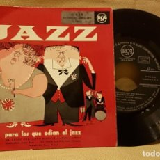 Discos de vinilo: JAZZ - PARA LOS QUE ODIAN EL JAZZ - ME ESTOY PORTANDO BIEN. Lote 217763205