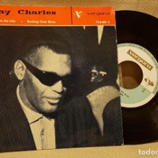 Discos de vinilo: RAY CHARLES - ALONE IN THE CITY. Lote 217764582