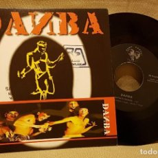Discos de vinilo: DANBA - ZARRA TU BEGIAK - ONDDO DEABRU. Lote 217768880