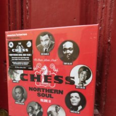 Discos de vinilo: CHESS NORTHERN SOUL VOLUME III - CAJA-BOX SET CON 7 SINGLES. 45 RPM -NUEVA - PRECINTADA -. Lote 217781411