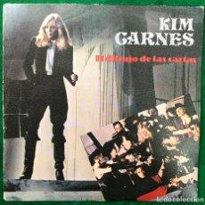 Discos de vinilo: KIM CARNES. EL DIBUJO DE LAS CARTAS. DRAW OF THE CARDS. SINGLE DE 1981 RF-4520. Lote 217784245