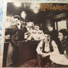 Discos de vinilo: ESPONTANEOS LP. Lote 217801325