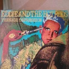 Disques de vinyle: EDDIE & THE HOT RODS ORIGINAL 1976 ISLAND ARIOLA COPIA ESPAÑOLA .NUEVO. Lote 217803841