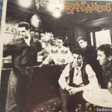 Discos de vinilo: ESPONTANEOS LP. Lote 217805160