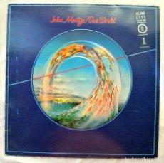 Discos de vinilo: JOHN MARTYN , ONE WORLD, DISCO VINILO LP, ISLAND , 1978. Lote 217809030