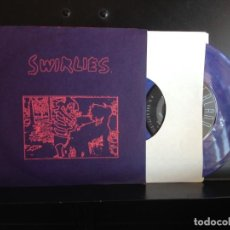 Discos de vinilo: SWIRLIES - DIDN'T UNDERSTAND (ROCK, ALTERNATIVE) SINGLE 7' PURPLE COLOUR VINYL. MINT. Lote 217809568