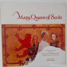 Discos de vinilo: MARY QUEEN OF SCOTS. Lote 217813753