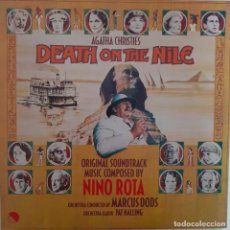 Discos de vinilo: DEATH ON THE NILE. NINO ROTA. Lote 217814137