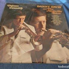 Discos de vinilo: BOXX7375 LP USA 70S CORRECTISMO DANNY DAVIS AND THE NASHVILLE BRASS BUEN ESTADO. Lote 217815455