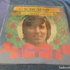 Discos de vinilo: BOXX7375 LP USA CA 1970 BOBBY SHERMAN CHRISTAS ALBUM BUEN ESTADO. Lote 217815580
