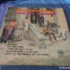 Discos de vinilo: BOXX7375 LP SOLO TAPA NO HAY VINILO THE TEMPATIONS PUZZLE PEOPLE USA CA 68 BUEN ESTADO GORDY. Lote 217818015