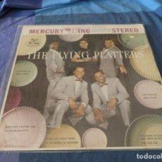Discos de vinilo: BOXX7375 LP USA 60S VINILO EN ESTADO INAUDITO THE FLYING PLATTERS. Lote 217818253