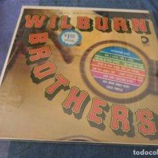Discos de vinilo: BOXX7375 LP USA WILLBURN BROTHERS HOMONIMO USA CIRCA 1970 COUNTRY MUY BUEN ESTADO. Lote 217819140