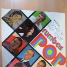 Discos de vinilo: DISCO VINILO LO MEJOR PARA BAILAR RUMBAS POP PERET CHELE EL PRINCIPE GITANO. Lote 217830632