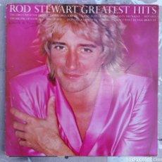 Discos de vinilo: LP ROD STEWAR - GREATEST HITS. Lote 217831196