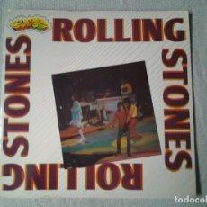 Discos de vinilo: THE ROLLING STONES - THE ROLLING STONES- LP SUPERSTAR COLLECTION ED. ITALIANA DECCA SU-1016 GATEFOLD. Lote 217832162