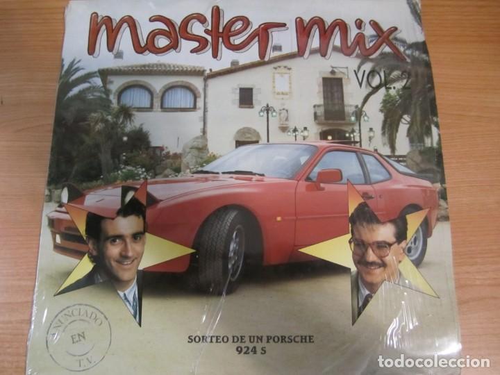 DISCO VINILO MASTER MIX 2 MIKE PLATINAS JAVIER USSIA (Música - Discos - LP Vinilo - Disco y Dance)