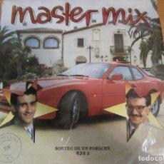 Discos de vinilo: DISCO VINILO MASTER MIX 2 MIKE PLATINAS JAVIER USSIA. Lote 217837173