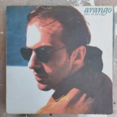 Discos de vinilo: LP ARANGO - VUELO SIN MOTOR. Lote 217837750