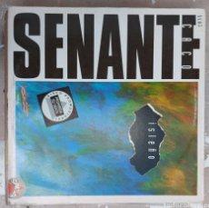Discos de vinilo: MAXI SINGLE CACO SENANTE - ISLEÑO. Lote 217838172