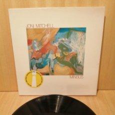Disques de vinyle: JONI MITCHELL. MINGUS. EDDIE GÓMEZ. STANLEY CLARK. JACO PASTORIUS. WAYNE SHORTER. HERBIE HANCOCK ETC. Lote 217838822