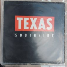 Discos de vinilo: MAXI SINGLE TEXAS - SOUTHSIDE. Lote 217840318